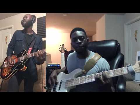 resurrecting-/-raised-to-life-(feat.-the-walls-group)-|-bass-&-guitar|-cover