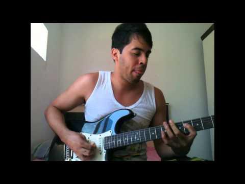 Bordões de Guitarra (Pagode Baiano) - Raoni Moreno