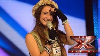 ישראל X Factor - ענבל ביבי - Impossible
