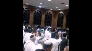Lag B Omer, con Ha RAV IZTKHAK YOSEF(1)