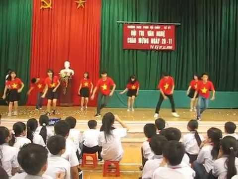 Nhảy Bống Bống bang bang - Tiến lên việt nam ơi