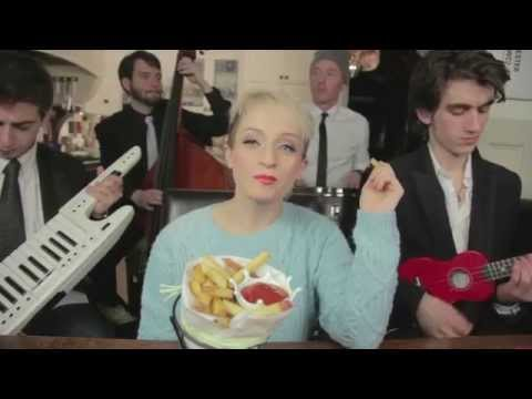 Barbra Lica - The Food Song (Official)