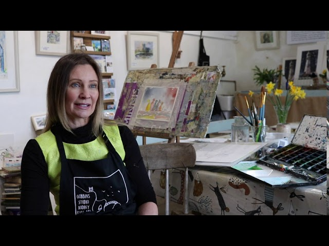 EXPERIENCE WATERCOLOUR WORKSHOPS, Northern Ireland