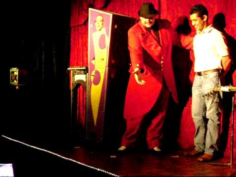 Comedy Modern Art - Zoot Suit Magic - YouTube