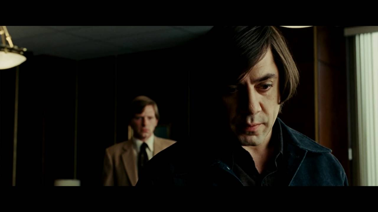 Anton Chigurh Killed Man Who