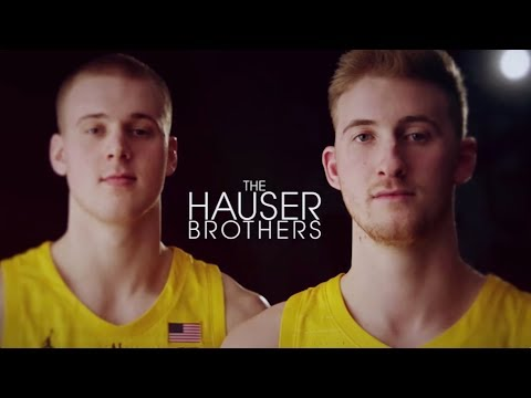 Syracuse Basketball: SU is perfect landing spot for Hauser brothers