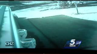 Police search for package thieves in Oklahoma City