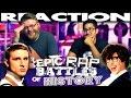 James Bond Vs Austin Powers Epic Rap Battles Of History Reaction!! video
