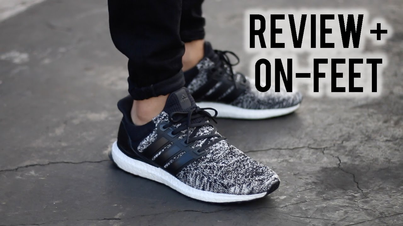 bdeddf65a31d9 Adidas Ultraboost  Reigning Champ  REVIEW + ON-FEET - YouTube