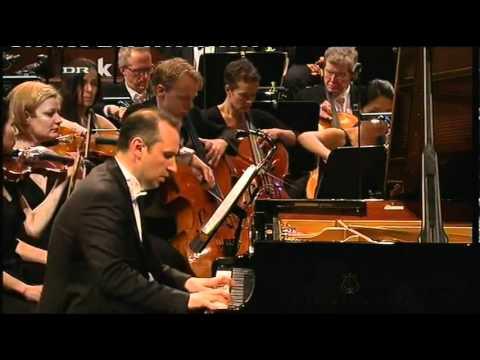 Simon Trpčeski, Danish National Symphony Orchestra - S. Prokofiev - Piano Concerto No. 3, 3 Mov