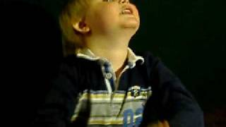 The Elements (Tom Lehrer) - as sung by a four year old