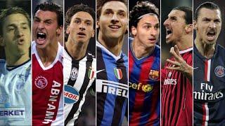 Evolution of Ibrahimovic | Complete