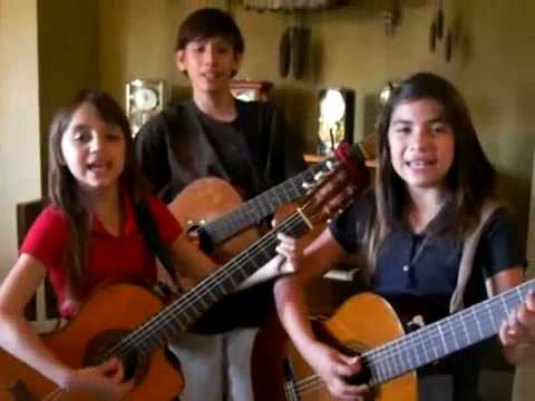 De Colores - The Castillo Kids