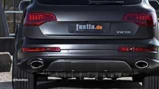 2012 Audi Q7 V12 TDI Modified By fostla de