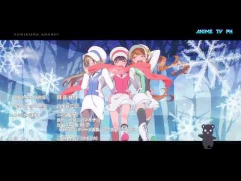 "Yuri Kuma Arashi TV ED 1 Ver 2 / ユリ熊嵐 TV ED 1 Ver 2 ""Territory"" by Miho Arikawa, Yoshiko Ikuta, and Nozomi Yamane © MediaFactory / KADOKAWA Corp."