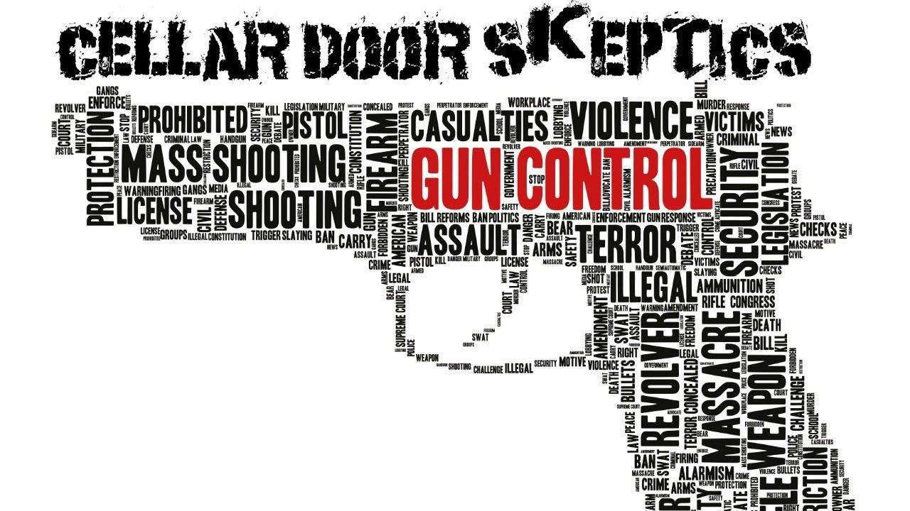 #267: Qualified Immunity and Bidens Gun Control Measures