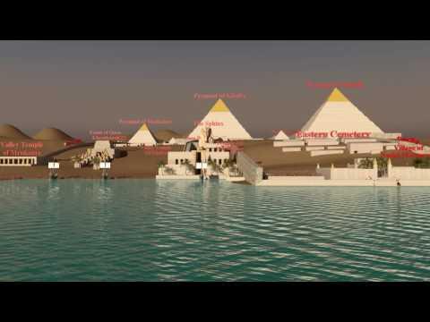 Pyramid of Giza 2000 bc