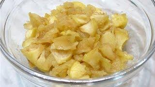 Очень вкусная начинка из яблок для пирожков, слоек и другой выпечки