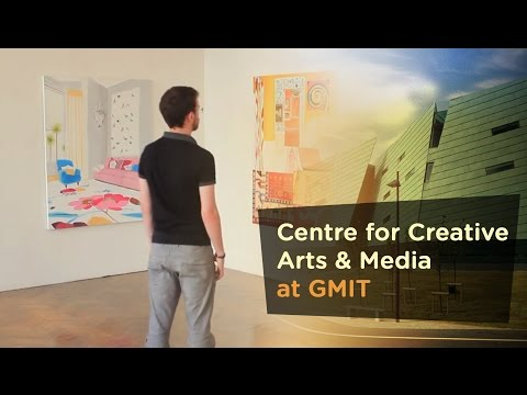 Centre for Creative Arts & Media at GMIT