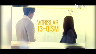 Vorislar 13-qism (korea serial o'zbek tilida) MyTub.uz