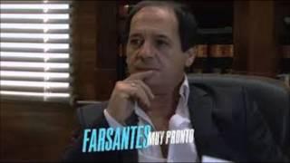 """Tema de la novela """"Farsantes"""" Vicentico """"puro teatro"""""""