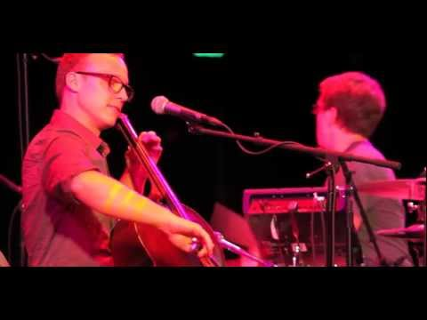 """Ben Sollee - """"Electrified"""" (Live)"""