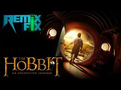 The Hobbit & Lord Of The Rings Metal Remix - REMIX FIX