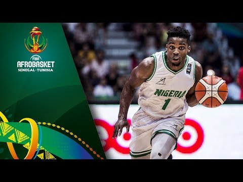 Ikenna Iroegbu - All-Star Five - FIBA AfroBasket 2017