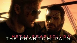 Metal Gear Solid 5: The Phantom Pain 'EXTENDED E3 2013 Gameplay Trailer' [1080p] TRUE-HD E3M13