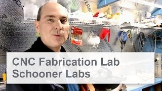 Schooner Labs | CNC Laser Fabrication Lab