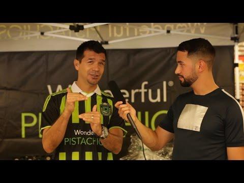 Interview with Borgetti #HazTuCopaWonderful