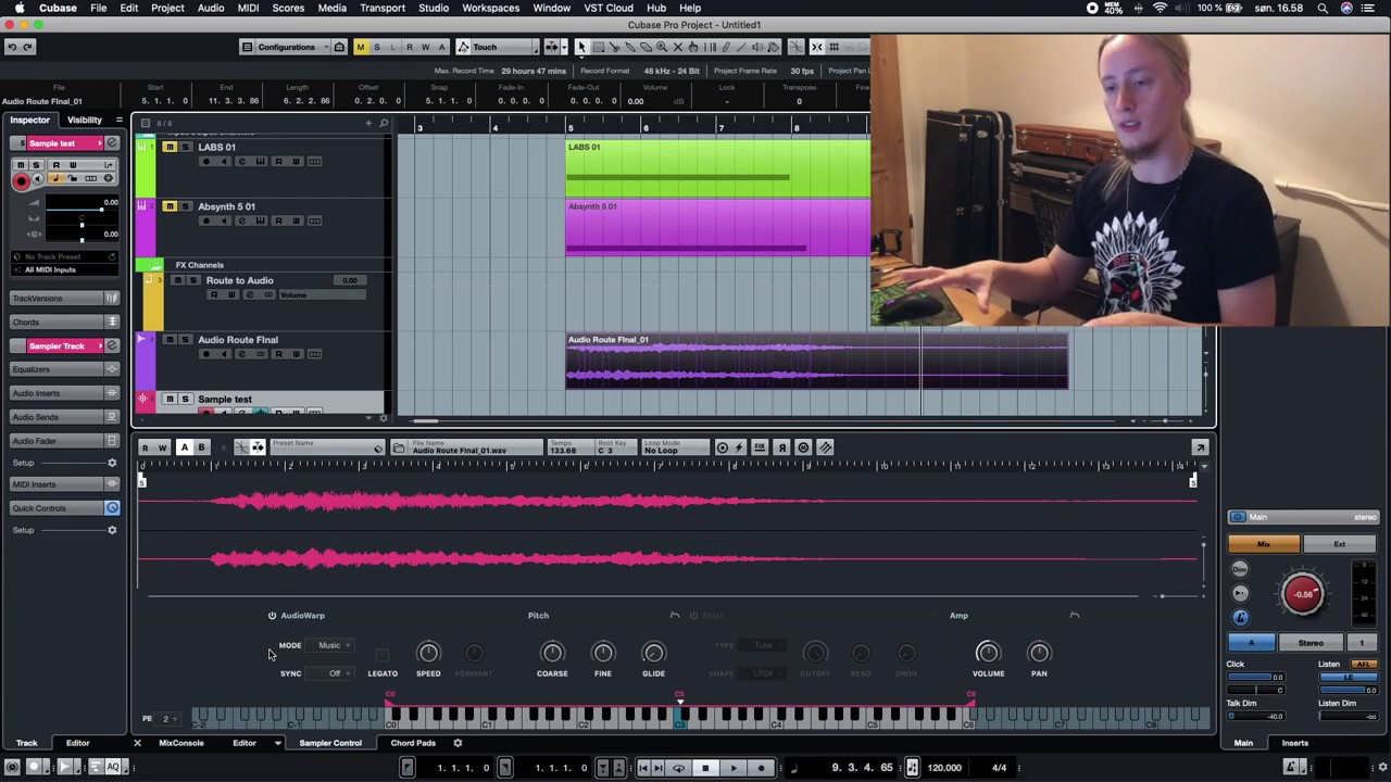 How to Create Your Own VST Instrument With a Sampler