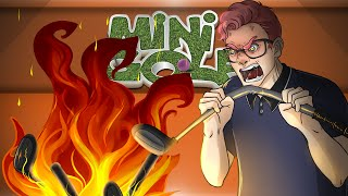 MINI GOLF WITH A TWIST!! - Mini Golf Fun (VR Cloudlands)