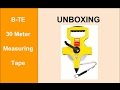 Unboxing B-TE 30 Meter Measuring Tape - Product Review – BEST-13.3013