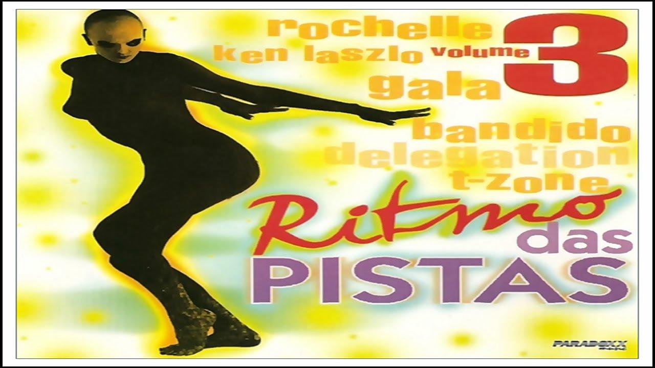 Ritmo Das Pistas Vol.3 [1998] - Paradoxx Music (CD, Compilation)
