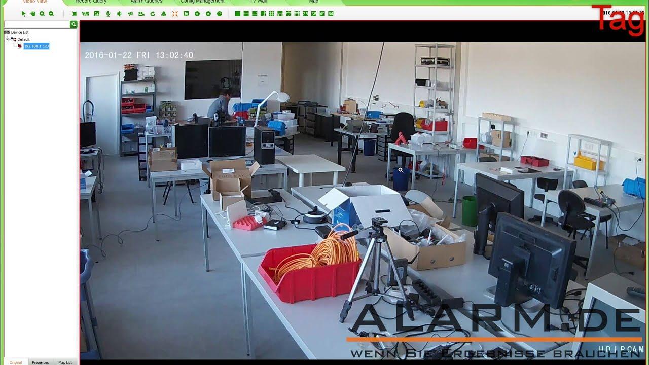 5 mp ip berwachungskamera im test mit nachtsicht beispiel