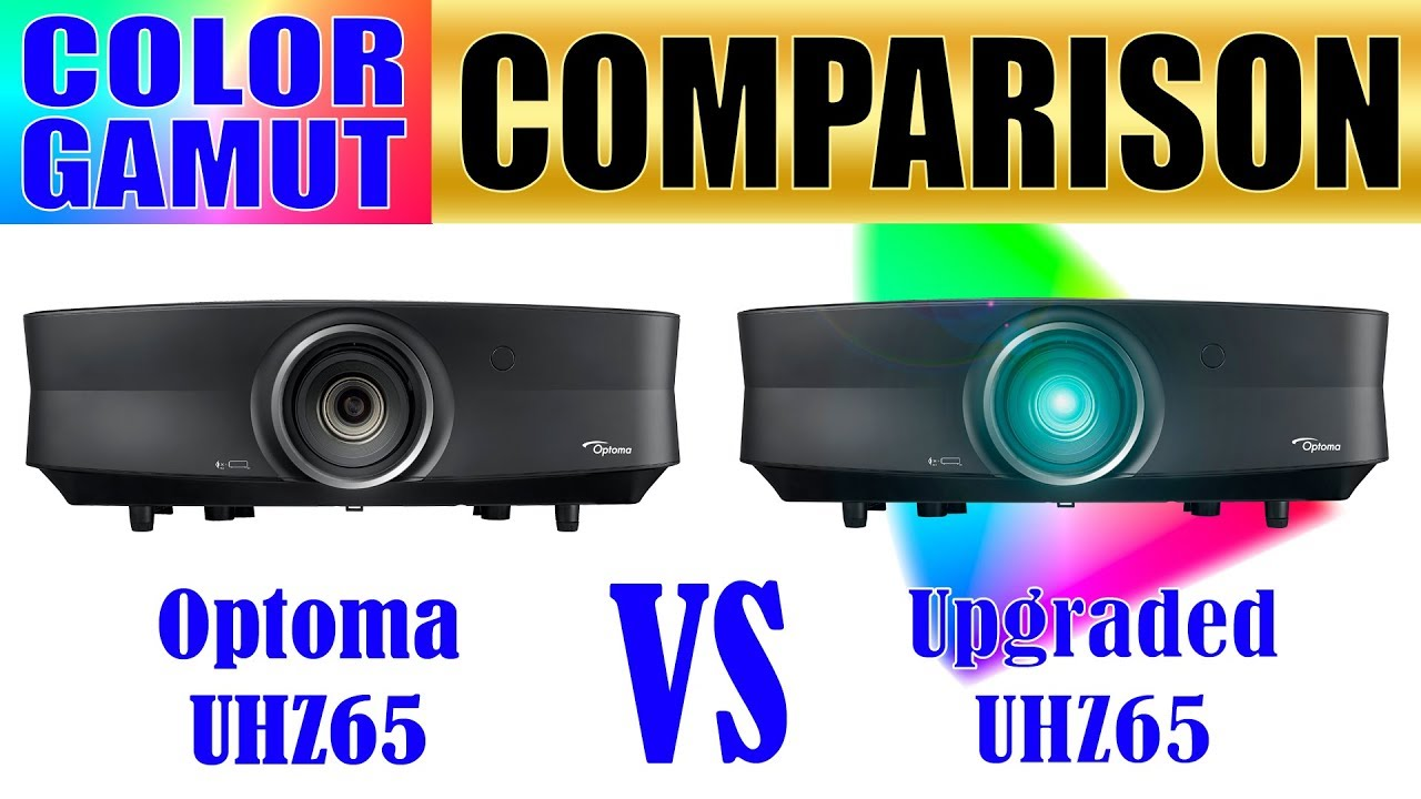 Optoma 4K UHZ65 vs THEO-Z651 (Part I) | TVS Pro