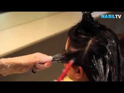 Saç rengi nasıl açılır NasılTV