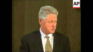 Download Mp3 Russia - Clinton Meets Alexander Lebed In Moscow