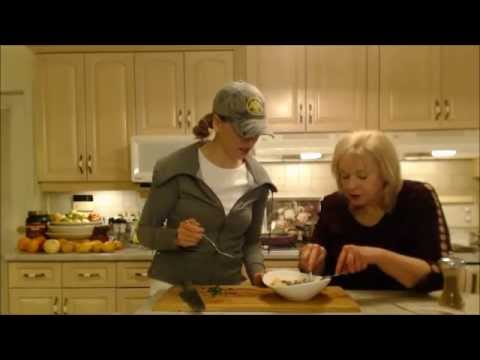How to Make Easy Ground Beef Stuffed Ravioli with Pomodoro Sauce: Cooking with Kimberly
