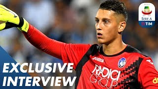 Gollini's Story: From Manchester United to Atalanta! | Exclusive Interview