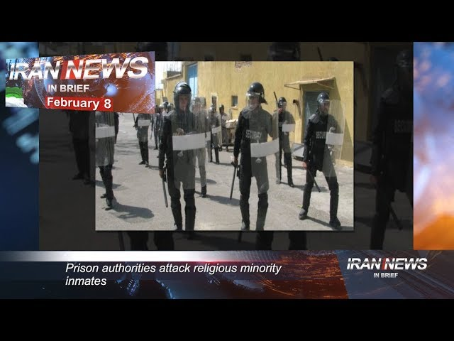 Iran news in brief, February 8, 2018