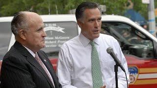 Trump still mulling over Romney or Giuliani