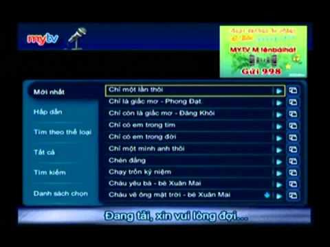 Hướng dẫn sử dung dịch vụ MyTV của VNPT
