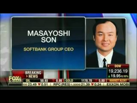NEW TRUMP DEAL (SOFTBANK) TO INVEST $50 BILLION IN U S