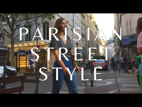 What Women Are Wearing In Paris | Parisian Street Style 2019
