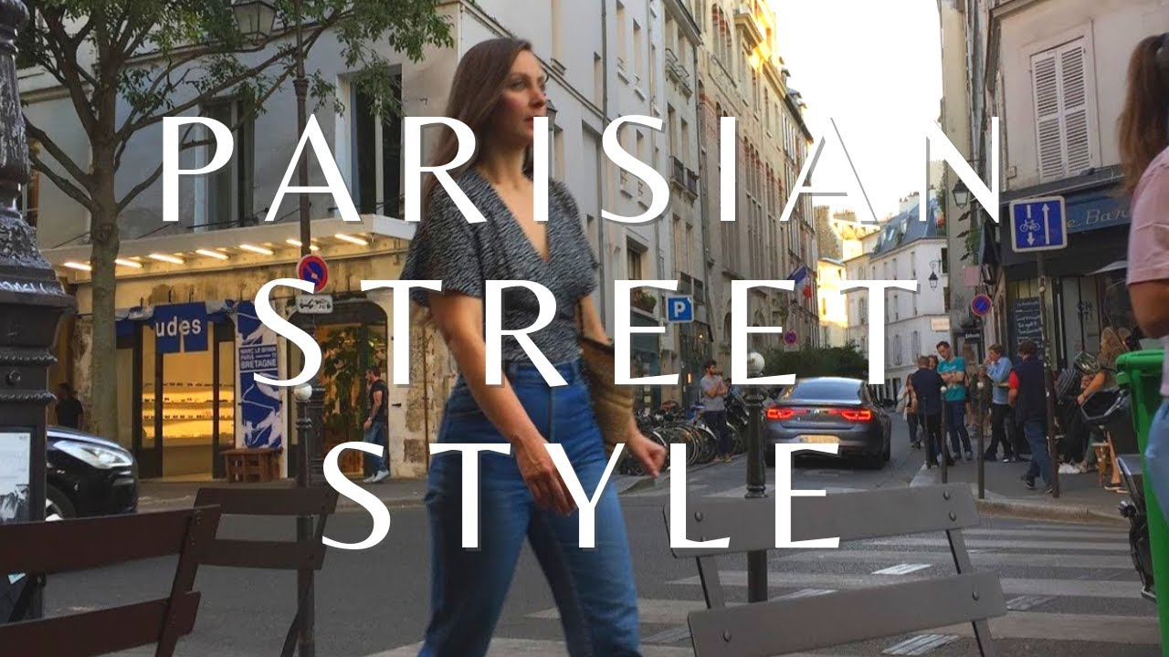 [VIDEO] - What Women Are Wearing In Paris   Parisian Street Style 2019 7