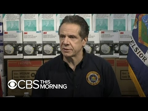"""WATCH: CBS News used """"packed emergency room"""" video from Italy in story about New York hospital conditions"""