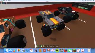 Roblox: Monster Jam Madness