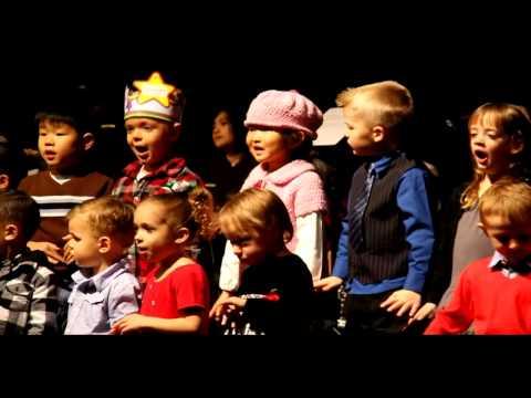 Vineyard School Christmas Performance